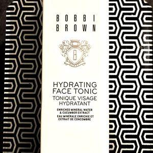 Bobbi brown hydrating toner.💦